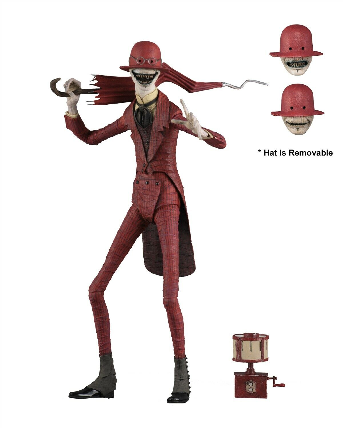 The Conjuring Universe  7 Scale Action Figure  Ultimate Crooked Man  NECA