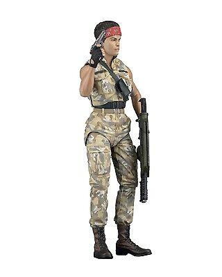 """Aliens - 7"""" Scale Action Figure - Series 12 - Private Vasquez (BDUs)  - NECA"""