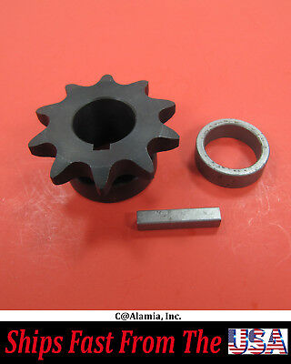 Bluebird Aerator Parts, #539000301, Sprocket. Fits B530, H530 & Husqvarna AR19 for sale  Shipping to India
