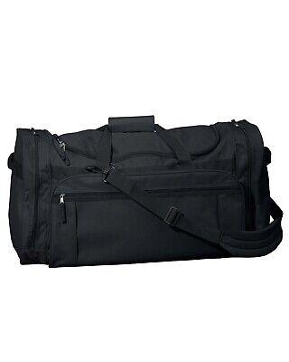 Liberty Bags Explorer Large Duffel Bag 3906 Front Zipper Poc