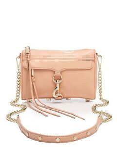 Rebecca minkoff cross body purse bag clutch