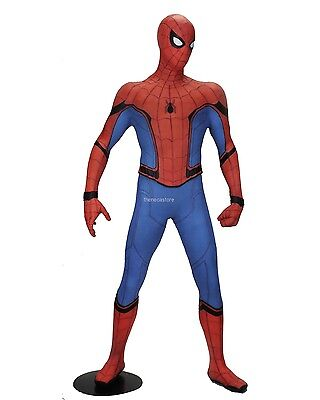 Spider Man Homecoming- Life Size Foam Figure-Spiderman - NECA