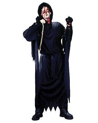 Morris Costumes Men's Tv & Movie Characters Scary Movie Costume One Size. FW1079](Scary Costumes Men)