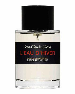 Frederic Malle L'eau D'hiver Eau De Toilette Spray 100 ml/3.4 oz NEW Sealed box