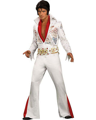 xMorris Costumes Men's Tv & Movie Characters Elvis Presley Outfit L. RU56238LG (Tv Character Outfits)