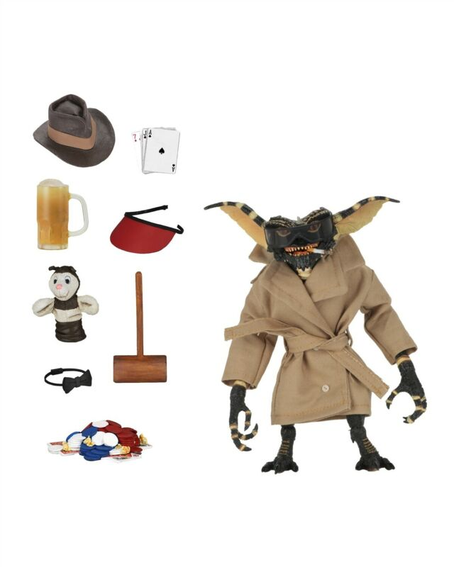 "Gremlins – 7"" Scale Action Figure - Ultimate Flasher - NECA"