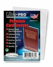 Ultra Pro Platinum Series Premium Card Sleeves (100 pack)