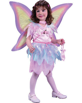 Morris Costumes Girls Toddlers Fairies & Angels Pixie Costume 3T-4T. FW1550 - 3t Halloween Costumes Girl
