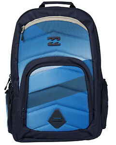 Billabong Relay  Mens Backpack in Indigo - On Sale Now
