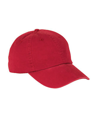 Big Accessories 6 Panel Cotton Twill Unstructured Casual Low Profile Cap. BX005