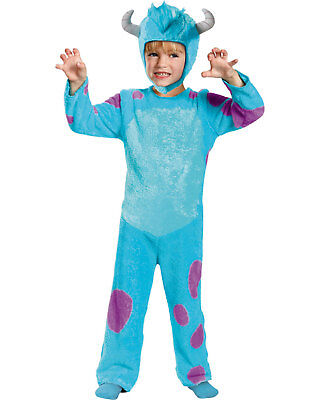 Morris Costumes Boys Sully Toddler Classic 4-6. DG58765L - Boys Sully Costume
