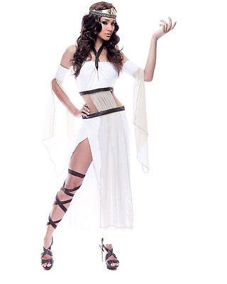 Morris Costumes Adult Women's Greek/Roman Grecian Goddess L. PM739023