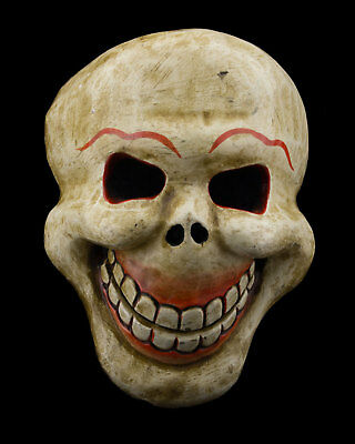 Mask Citipati Tête de Death 26cm Tantric Himalaya Animist Shaman 3456 Mj