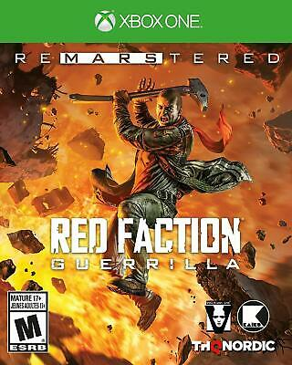 *NEW* Red Faction Guerilla Re-Mars-Tered Edition - XBOX One for sale  Shipping to Nigeria