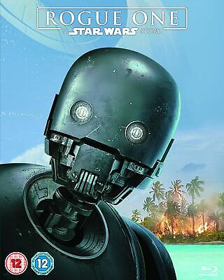 Rogue One: A Star Wars Story   with  Felicity Jones New (Blu-ray  2017)