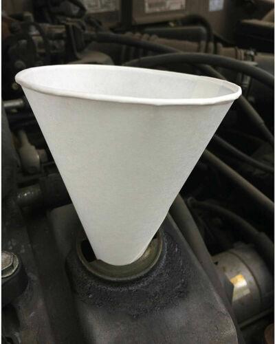 Konie: Disposable Paper Funnels - [50 count]