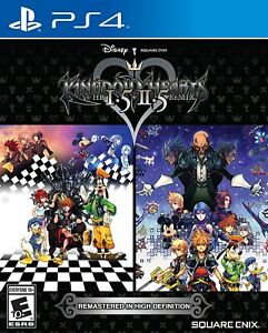 PS4 Kingdom Hearts 1.5 & 2.5 For Sale