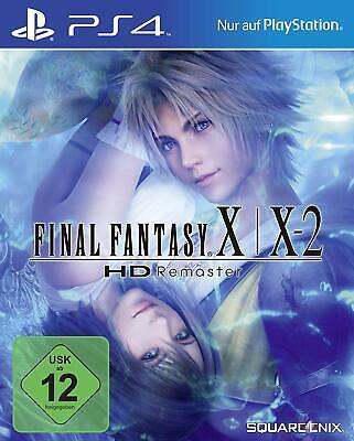 Final Fantasy X / X-2 | 10 / 10-2 - HD Remaster für Playstation 4 PS4 | NEUWARE
