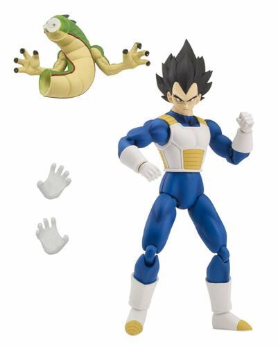 Bandai Dragon Ball Stars * Vegeta * #35857 Build a Figure Shenron BAF