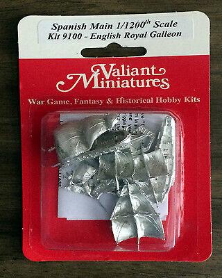 Spanish Main Kit# 9100 - English Royal Galleon - 2 Ships