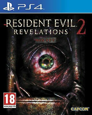 Resident Evil Revelations 2 (PS4) Brand New & Sealed - UK PAL