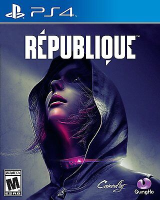 $27.63 - Republique - PlayStation 4 Brand New Ps4 Games Sony Factory Sealed Free Shipping