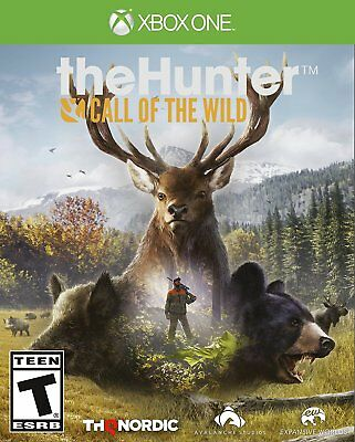 Hunter: Call of the Wild (Microsoft Xbox One, 2017) BRAND NEW