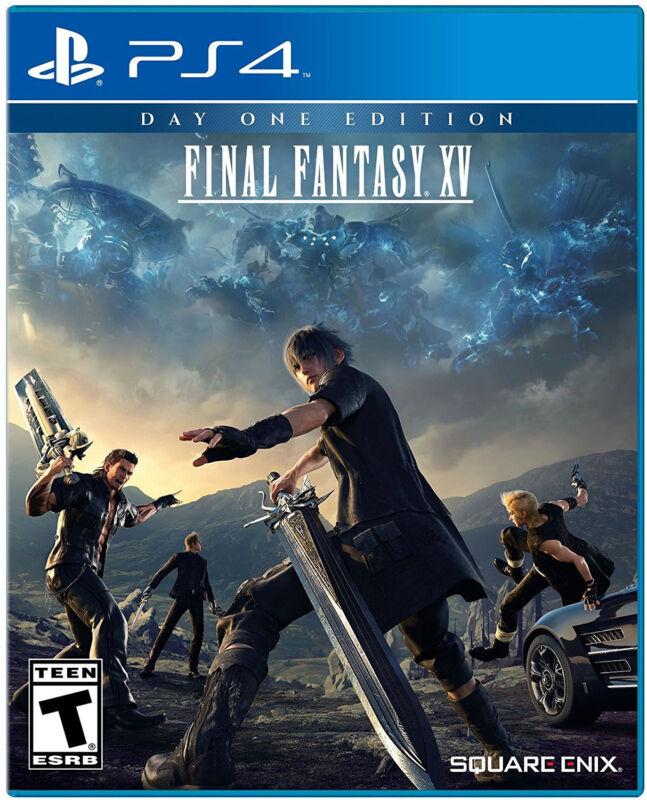 Final Fantasy XV Day One Edition PlayStation 4 TBD