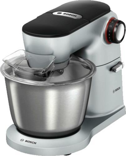 Bosch Multifunktions-Küchenmaschine (MUM9D33S11) Knetmaschine, silber