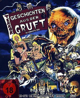 Geschichten aus der Gruft - Die komplette Serie (20 DVDs)  [FSK18] (DVD)