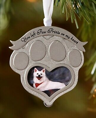 Loving Memory Photo Christmas Tree Ornament Holiday Home Decor - Pet ()