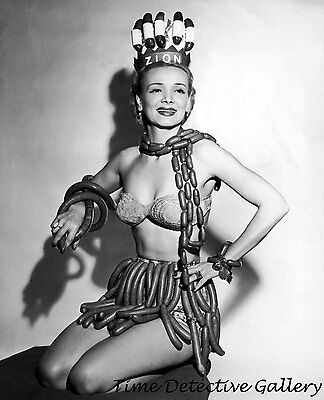 The Hot Dog Queen - 1940s - Historic Photo Print
