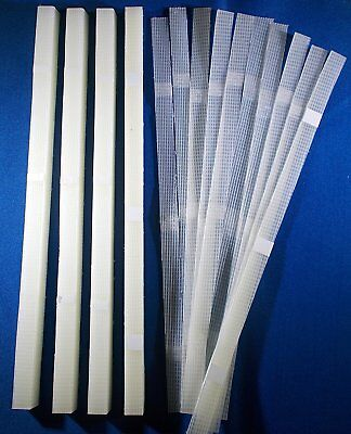 Thermal Glue Strips 3/8