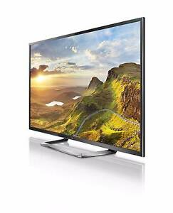 "84"" 213cm LG Ultra HD 4K TV 84LM9600 Cinema 120Hz 3D Smart TV Five Dock Canada Bay Area Preview"