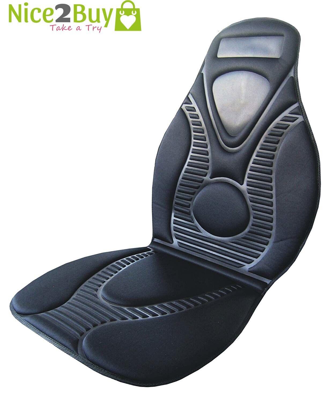 Renault//Dacia Duster beheizbare Auto Sitzauflage Sitz und Rücken getrennt Beheiz