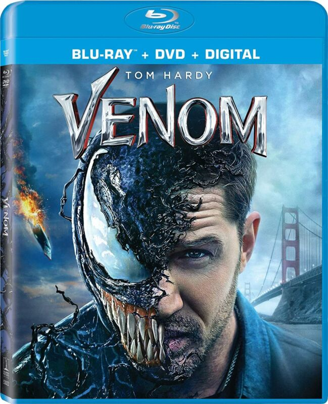 New Venom (Blu-ray/DVD + Digital)