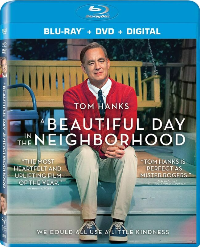 New A Beautiful Day In The Neighborhood (Blu-ray/DVD Combo + Digital)