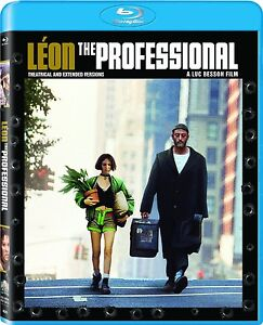 LEON : THE PROFESSIONAL  (Dolby Atmos) Blu Ray - REGION A - sealed