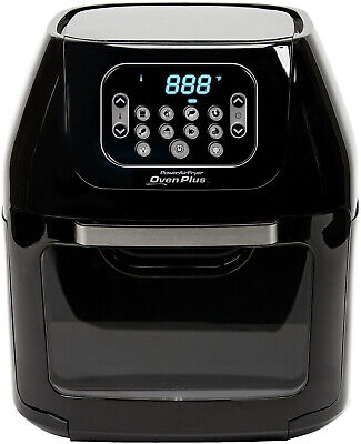 New Power Air Fryer, Oven, and Dehydrator All-In-One 6-Quart Plus As Seen On