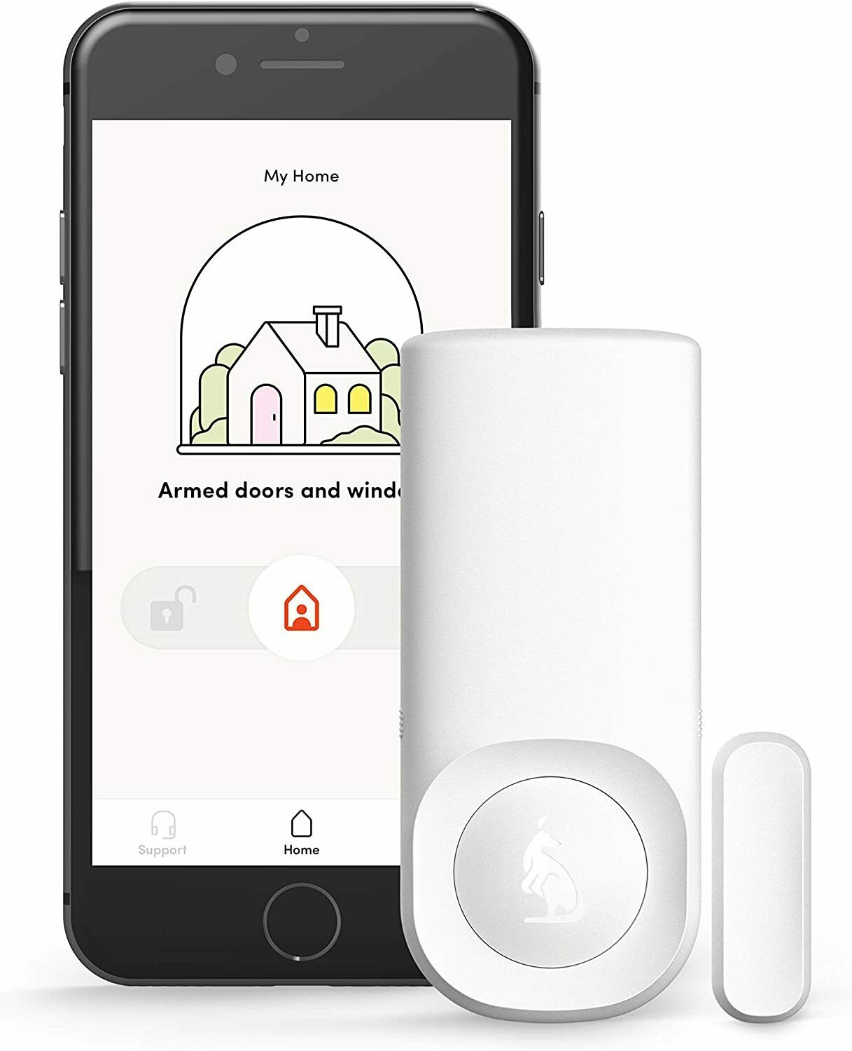 Kangaroo Home Smart WiFi Wireless Security and Surveillance System - NEW