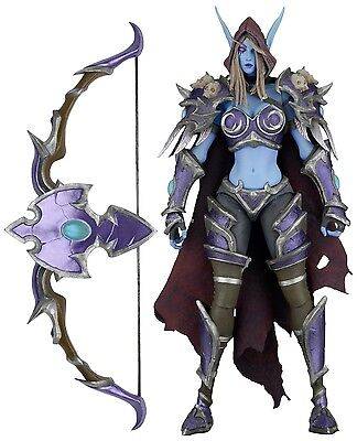 """Heroes of the Storm - 7"""" Scale Action Figure - Series 3 - Sylvanas NECA Blizzard"""