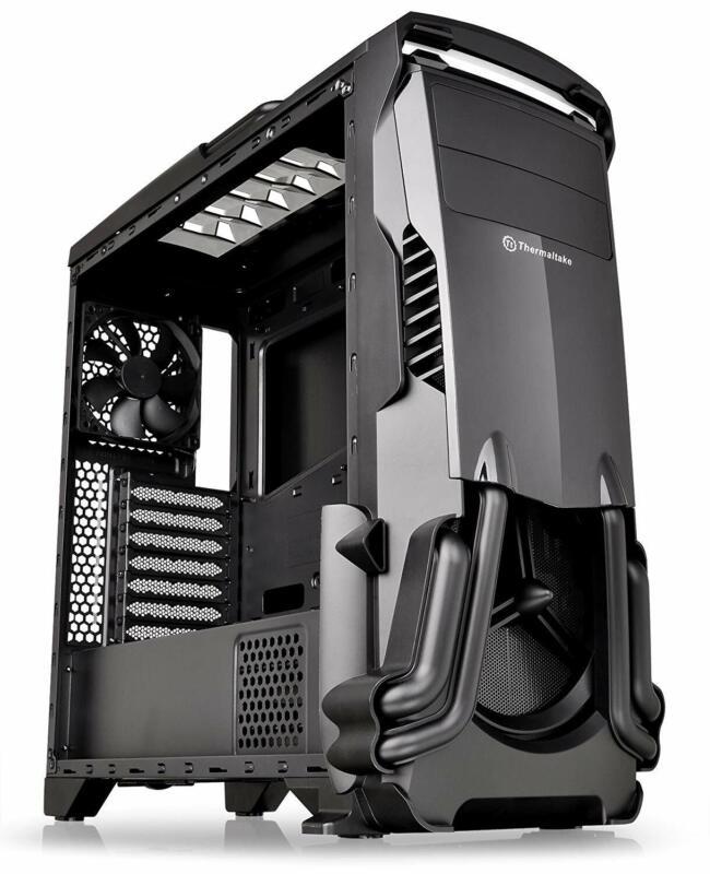 Thermaltake Hellfire Versa N24 ATX Mid Tower Gaming Computer
