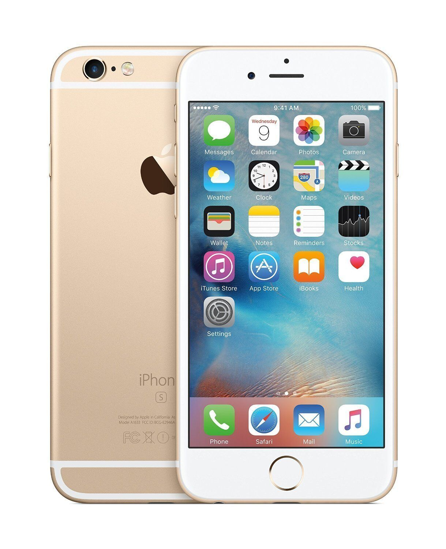 SELLER REFURBISHED APPLE IPHONE 6S 16GB 32GB 64GB 128GB UNLOCKED SIM FREE SMARTPHONE VARIOUS GRADES