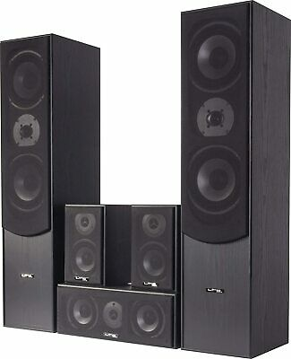 (wi1) LTC E1004 Speaker Pack 5.1 180 W Black