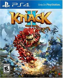 LOOKING FOR KNACK 2 FOR Ps4
