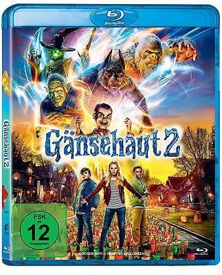Blu-ray * GÄNSEHAUT 2 # NEU OVP <
