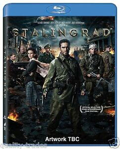 ❏ Stalingrad Film Movie Blu Ray 3D + Blu-Ray ❏ Thomas Kretschmann World War 2