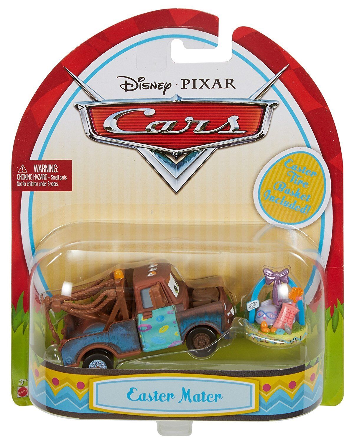 Disney Pixar Cars 2017 Easter Mater