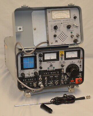 Aeroflex Ifr 1000s Wmm100e Fmam Communication Service Monitoranalyzer Used