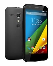 Motorola MOTOGLTEBLK MOTO G SmartPhone 4G LTE 8GB Rogers/Fido Black